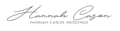 Hannah Cason Weddings Logo